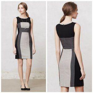 Anthropologie Yoana Baraschi Channeled Dots Dress
